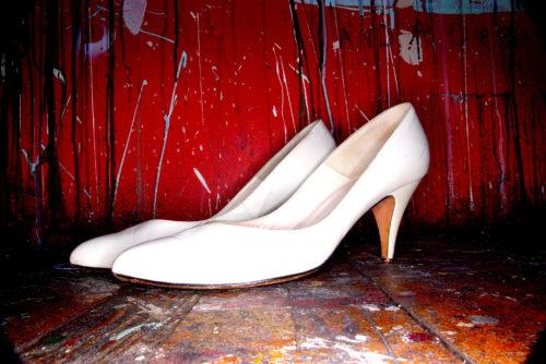 zapatos de tacón by loca por la moda