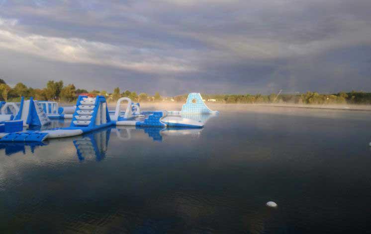 Lac de Sames Water-Park