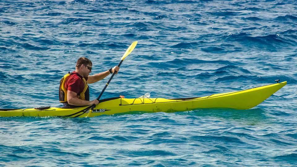Activité kayak exoloisirs