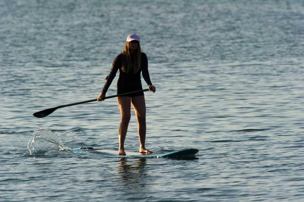 Activité paddle exoloisirs