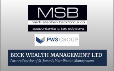 Mark Stephen Beckford & Co, The PWS Group and Beck Wealth Management