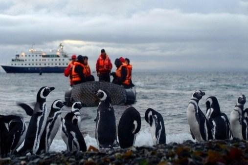 Cruceros lujo Patagonis - Argentina