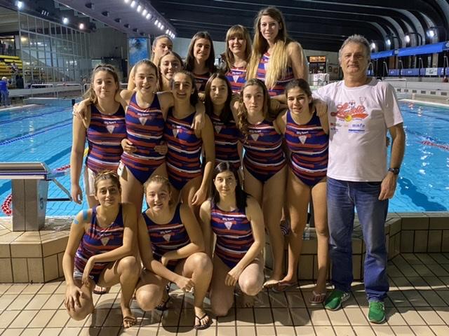 Comunicato stampa incontro femminile pallanuoto Serie A2 U.S.Luca Locatelli Genova – R.N. Bologna