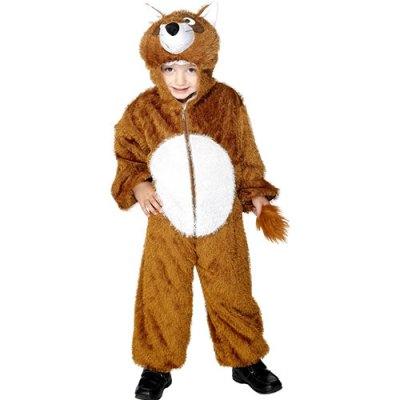 Costume enfant petit renard