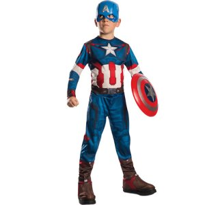 Costume enfant Captain America Marvel