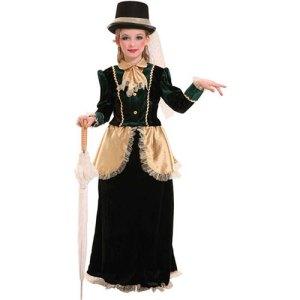 Costume enfant écuyère élégante