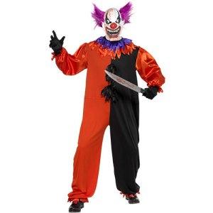 Costume homme clown Bobo sinistre