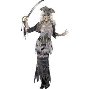 Costume femme bateau fantôme Ghoulina
