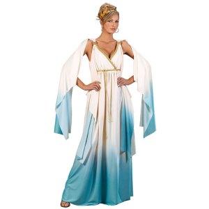 Costume femme belle déesse grecque