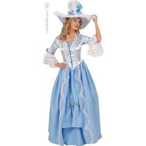 Costume femme dame de cour