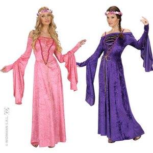 Costume femme fée médiévale