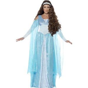 Costume femme jeune fille médiévale