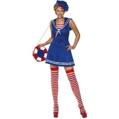 Costume femme matelot marine