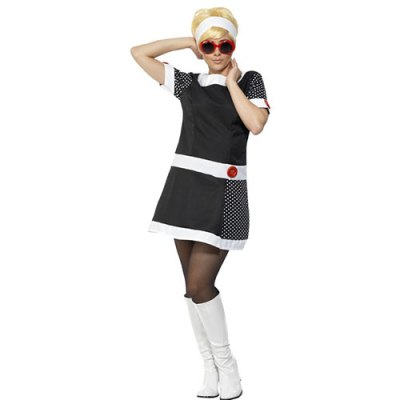 Costume femme mode chic 1960