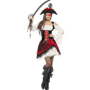 Costume femme pirate glamour