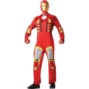 Costume homme Iron Man licence