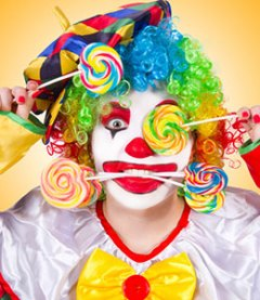 Thème Cirque Clowns deguisements, accessoires _ Thèmes - magasin déguisement paris