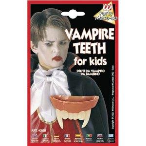 Dents vampire enfant