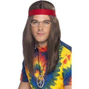 Kit hippie - Kit déguisement