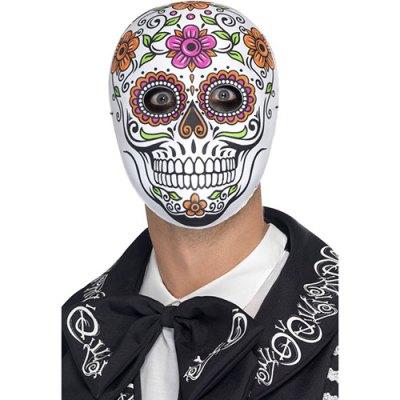 Masque Las Calaveras Santa muerte squelette