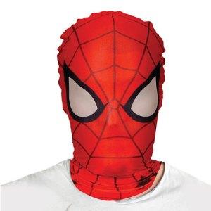 Cagoule morphsuit Spiderman