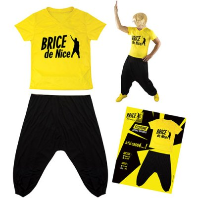 Costume homme Brice de Nice licence