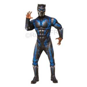 costume-adulte-luxe-combat-black-panther