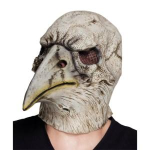 masque-tete-latex-crane-d-aigle