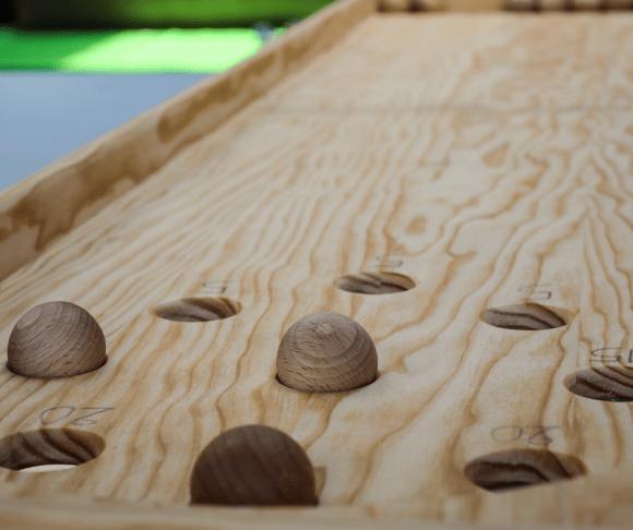 Location billard japonais en bois