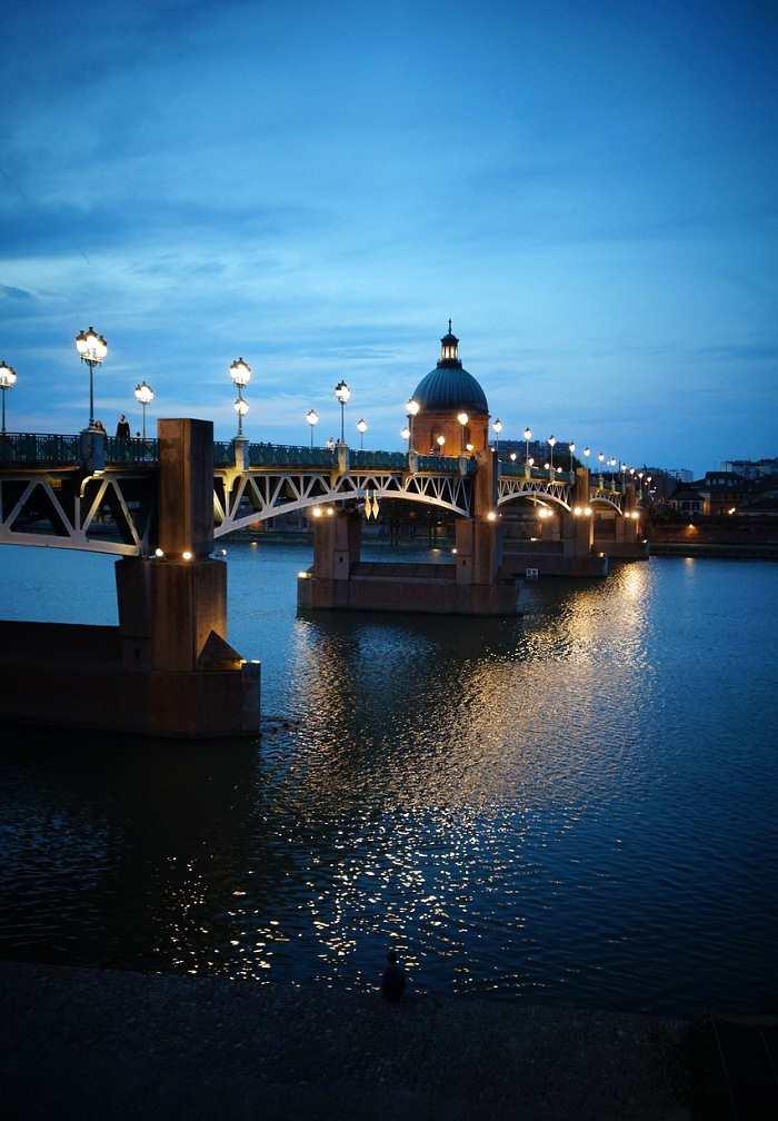 Coucher Du Soleil Toulouse : coucher, soleil, toulouse, Visitez, Belles, Villes, France, Durant, Vacances, Estivales