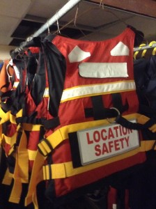 pfd1 - water safety and rescue - location safety ltd