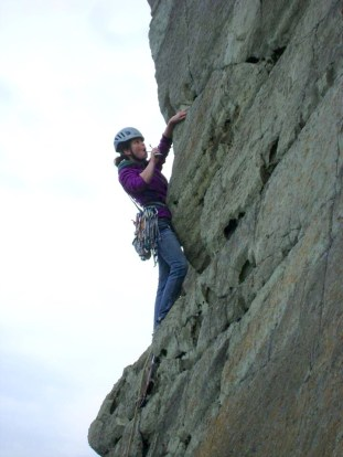 Cliff Safety - Filming - Climbing - Sea Cliff - Mountain Safety and Rescue - Location Safety ltd
