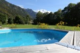 piscine location Saint Gervais