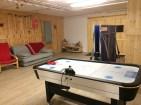 salle de jeux location Saint Gervais