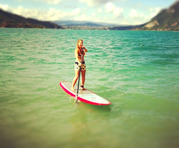achat stand up paddle annecy