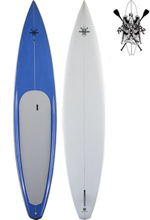 achat ron house 12'6 riviera SUP