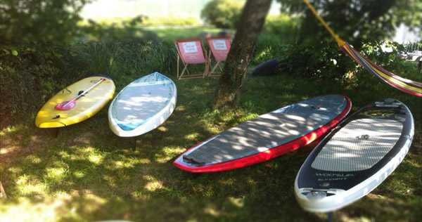 quel stand up paddle choisir ?