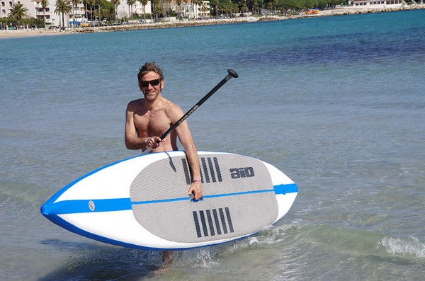 Stand up paddle la Ciotat