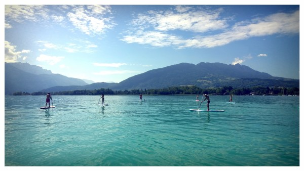 offres spéciales location stand up paddle annecy