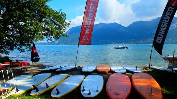 Vente de paddle d'occasion au NCY SUP