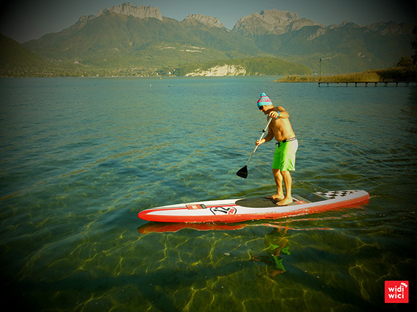vente stand up paddle occasion