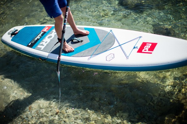 Red Paddle 11' sport... pour aller plus vite !