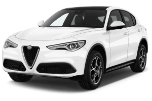 Location Alfa Romeo Stelvio 4x4 de luxe casablanca
