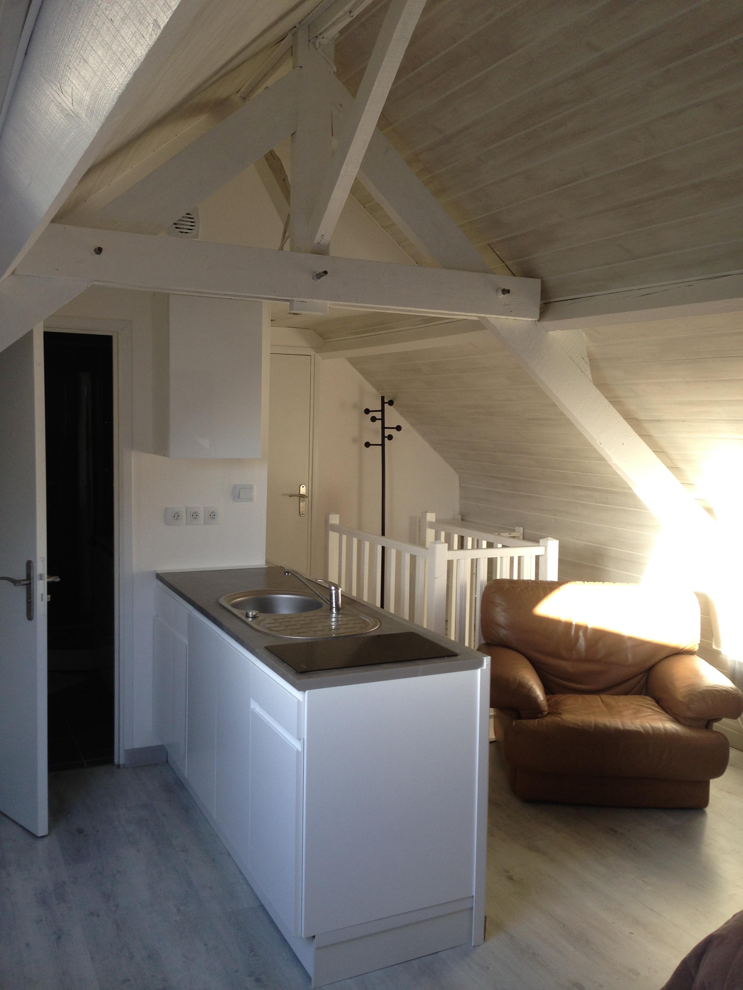 LOCATION DUN STUDIO A BRAY DUNES 59123  Un studio charmant  Bray Dunes 59123  louer pour