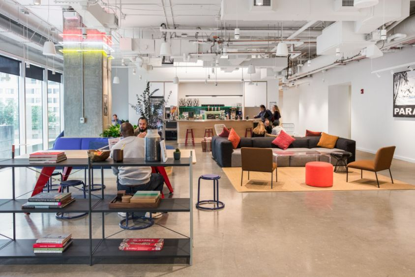 Coworking & Shared Office Space in Atlanta   WeWork