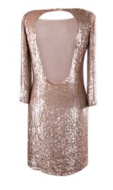 robe en sequin tara jarmon dresswing