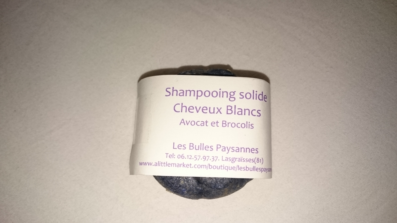 shampooing solide special cheveux
