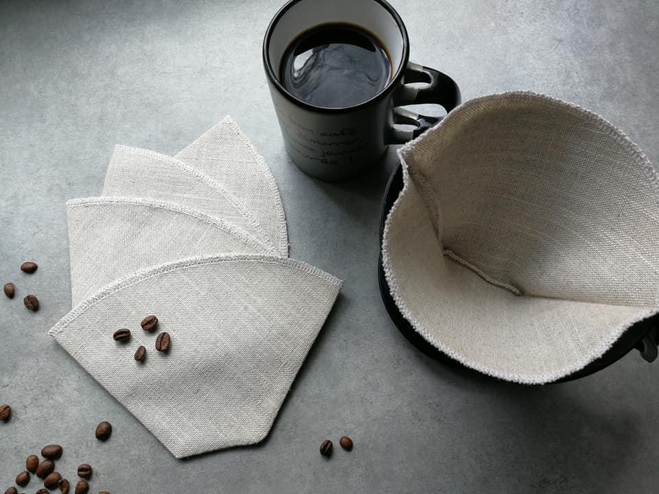 filtre a cafe lavable numero 4 1 u