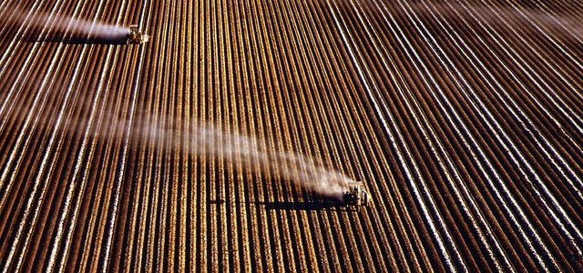 The food industry is cooking the planet
