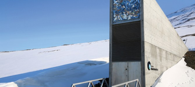 After Svalbard: why the safety of world seed vaults is crucial to future food security